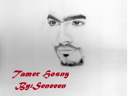 Tamer Hosny by SeNeEeN